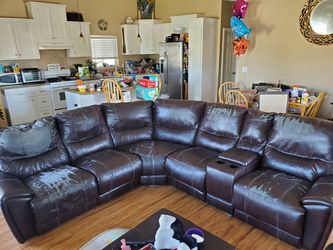 Free Sectional On Curb for Sale in Anaheim,  CA
