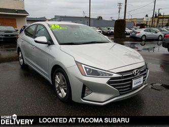 2020 Hyundai Elantra for Sale in Tacoma,  WA