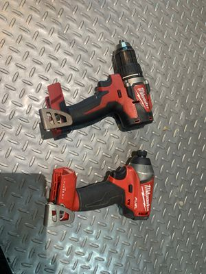 Milwaukee Impact OneKey,brushless drill Tools only for Sale in Anaheim, CA