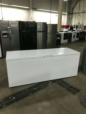 Freezer Chest 15 Cu Ft for Sale in St. Louis, MO