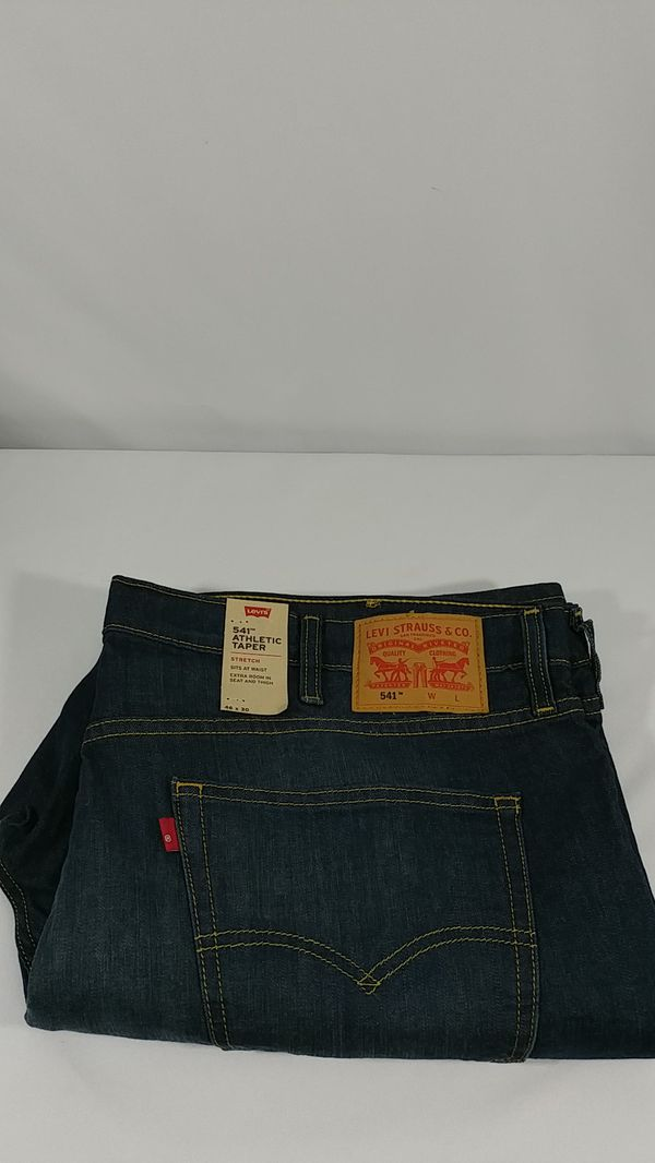 LEVIS. 541 ATLETIC TAPER STRETCH SIZE 46X30