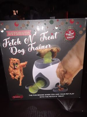 New Fetch N Treat Dog Trainer for Sale in Pasadena, TX