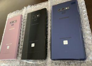 Like New Unlocked Samsung Galaxy Note 9 (Blue or Purple) 128GB - Verizon for Sale in Dunedin, FL