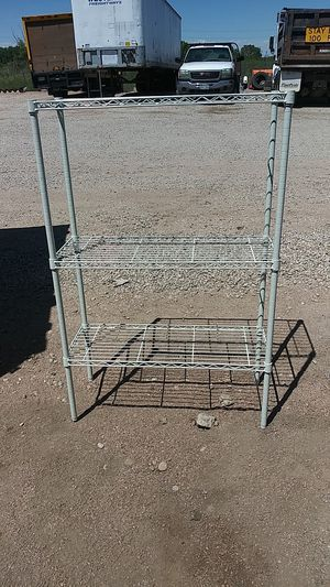 Metal shelving for Sale in Henderson, CO