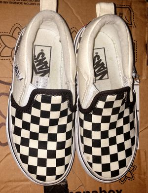 VANS Boys Size 11 for Sale in Livermore, CA