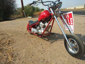 Mini chopper terminator .. Gas engine 49cc for Sale in Tolleson, AZ