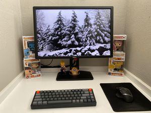 Gaming Monitor: Dell U2412m for Sale in Bellevue, WA