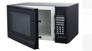 Hamilton Beach 0.9 Cu. Ft. Black Digital Microwave for Sale for sale  Englishtown, NJ
