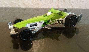 Hot Wheels F Racer Green 22 for Sale in Oklahoma City, OK