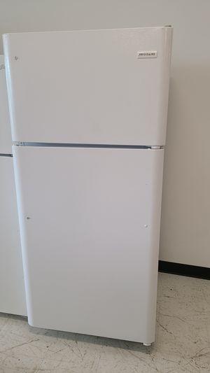 Frigidaire top freezer refrigerator 90 days warranty for Sale in Silver Spring, MD