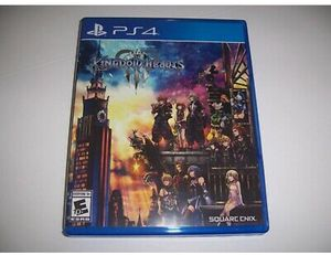 Kingdom hearts 3 ps4 for $15 for sale or trade for Sale in San Diego, CA