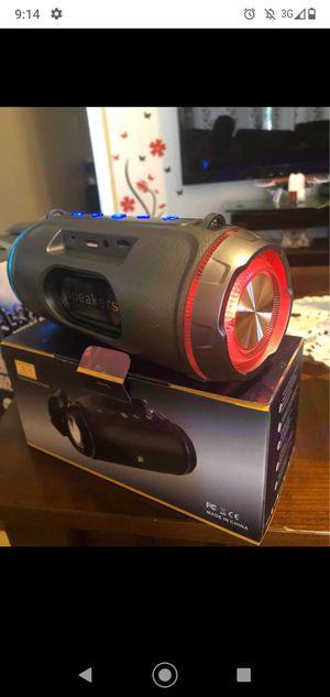 Bluetooth speaker for Sale in Layton, UT