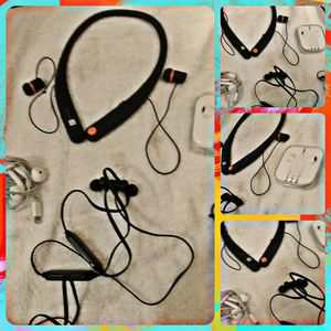 Like New Android iPhone Bluetooth Headphones and Earbuds for Sale in Lexington, KY