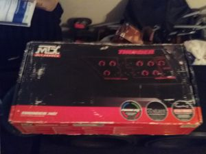 Mtx car amplifier for Sale in Renton, WA
