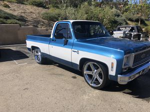 Chevy c10 1973 For trade or sale for Sale in San Marcos, CA