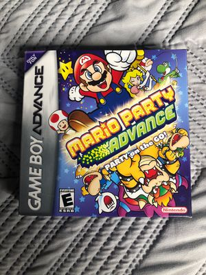 Mario Party Advance for Nintendo GBA for Sale in Miramar, FL