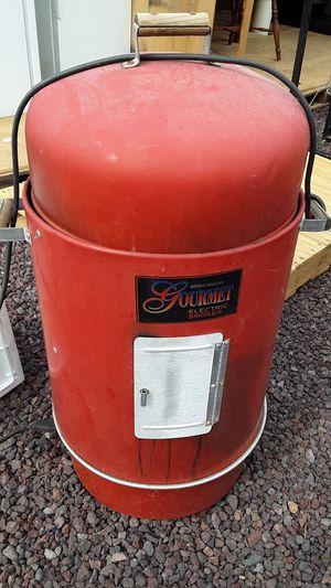 Brinkman gourmet electric smoker for Sale in Lakeside, AZ