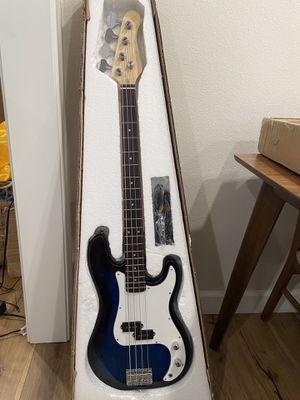 New Bass Guitar for Sale in San Bernardino, CA