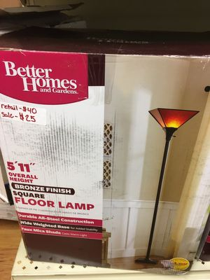 Various Floor Lamps (prices vary) for Sale in Kernersville, NC