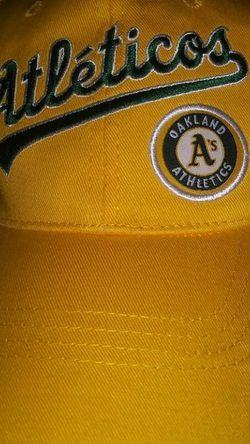 Oakland A's 'Atléticos' Cap for Sale in Elk Grove,  CA