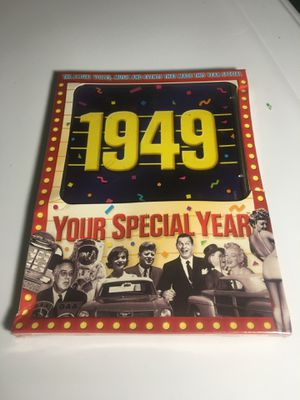 Your special year 1949 Cd for Sale in Polk City, FL