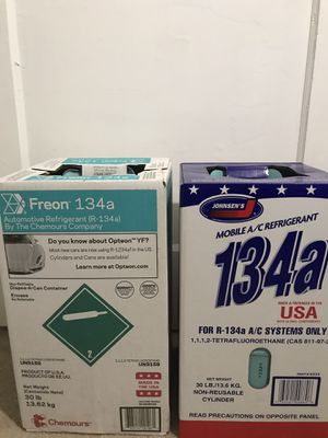 FREON 134a. 30lb. $110 CADA TANQUE for Sale in Commerce, CA