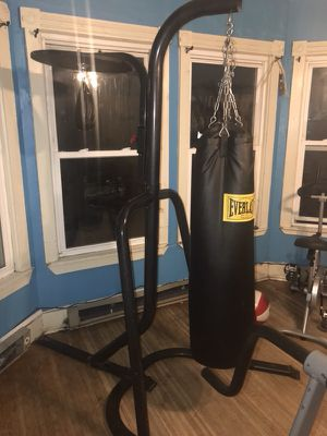 Punching bag/ speed bag for Sale in Boston, MA