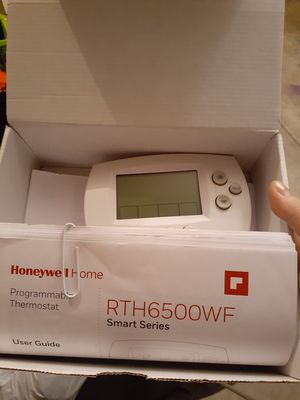Honeywell Smart Programmable Thermostat for Sale in Lacey, WA