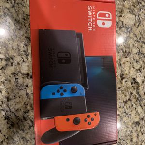 NINTENDO SWITCH *BRAND NEW* *NEVER OPENED* for Sale in Baton Rouge, LA