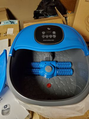 Foot Cure heated foot spa & bath for Sale in Addison, IL