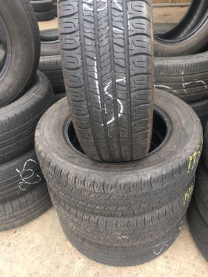 Good set of tires good year 1957515 for Sale in Durham, NC