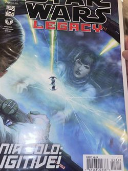 Star Wars Legacy Vol. 2 #12 Dark Horse Comics Ania Solo Fugitive! 2013 Unread for Sale in Waco,  TX