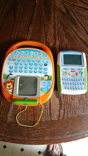 Vtech and leapfrog for Sale in Colfax, LA