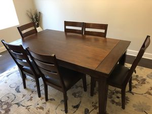 Dining Table with chairs for Sale in Nolensville, TN