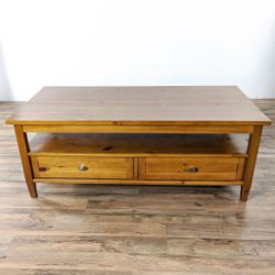 Wooden Coffee Table (1041728) for Sale in South San Francisco,  CA