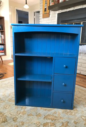 freestanding shelves with drawers for Sale in Seattle, WA