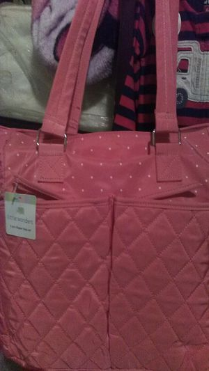 New Girl Diaper Bag for Sale in San Bernardino, CA