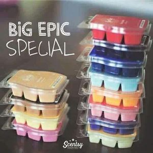 Scentsy wax bars for Sale in Fort Worth, TX