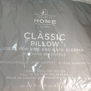 New In Pkg BED PILLOW FIRM standard Size for Sale in Wrightsville, PA