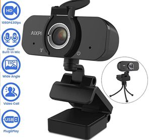 Webcam with Microphone for Sale in Gilbert, AZ