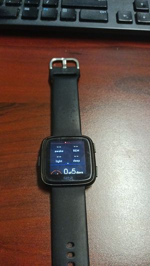 Fitbit versa for Sale in Akron, OH