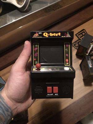 Q-Bert mini arcade game for Sale in SEATTLE, WA