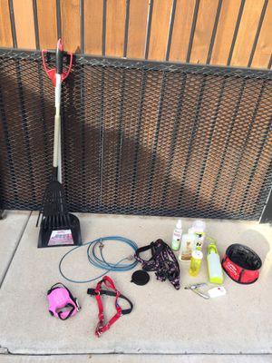 Pet Accessories - $ 15 for all or sell separately for Sale in Phoenix, AZ