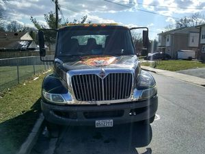 2008 International Flatbed Tow truck for Sale in Upper Marlboro, MD