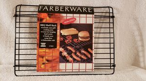 Farberware BBQ Shelf Rack for Sale in Palmyra, VA