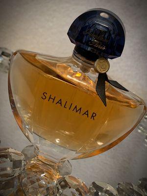 Shalimar GUERLAIN PARIS Eau de Parfum EDP France/French Natural Perfume Spray 3 fl oz NEW for Sale in San Diego, CA