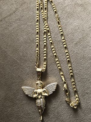 New chain +pendant for Sale in Hartford, CT