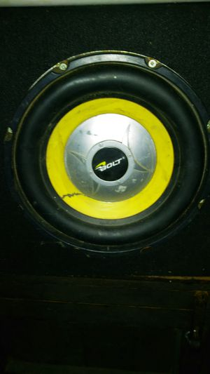10^ sub with Jensen amp for Sale in Muncy, PA