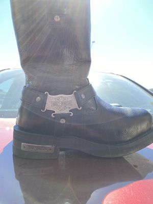Harley Davidson Boots for Sale in Las Vegas, NV