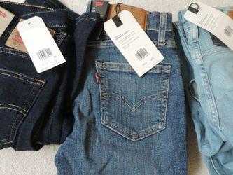 Levi's 511 Slim Jeans. 2 Premium Pairs, 1 Flex Pair. for Sale in Kirkland,  WA
